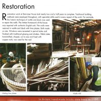 Story of history and restoration of staircase house magazine feature