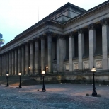 St Georges Hall - front